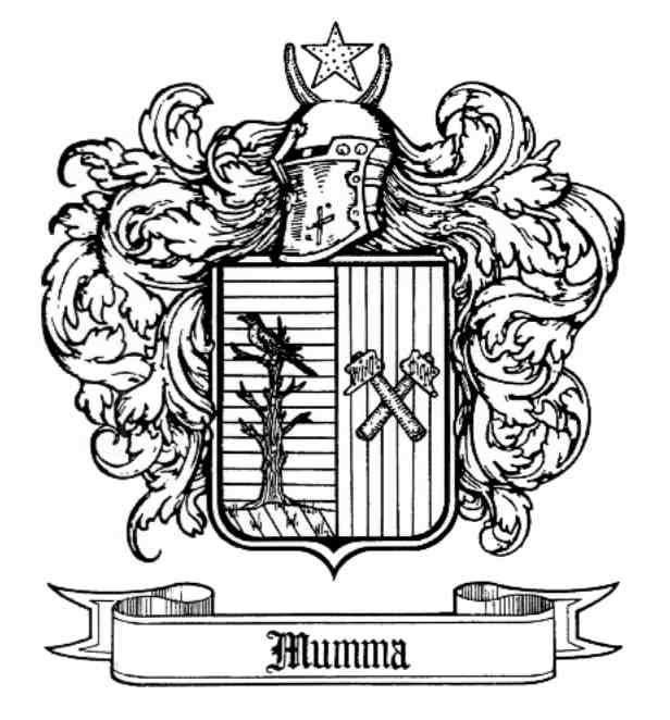 Momma Family Coat Of Arms